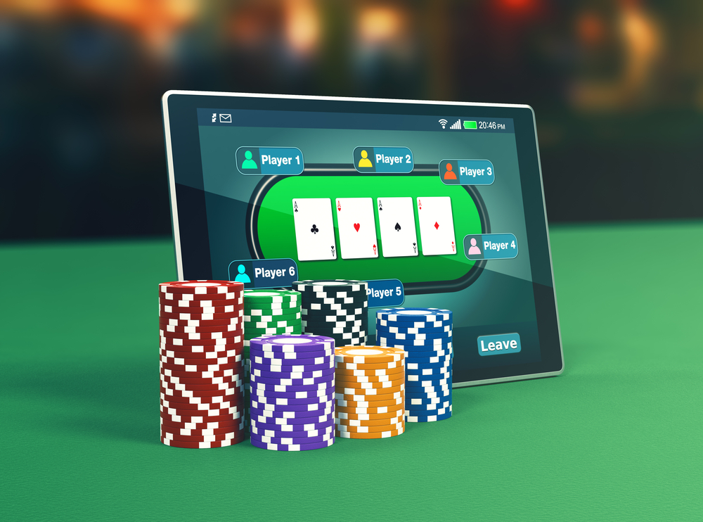 Evolution gaming casino holdem