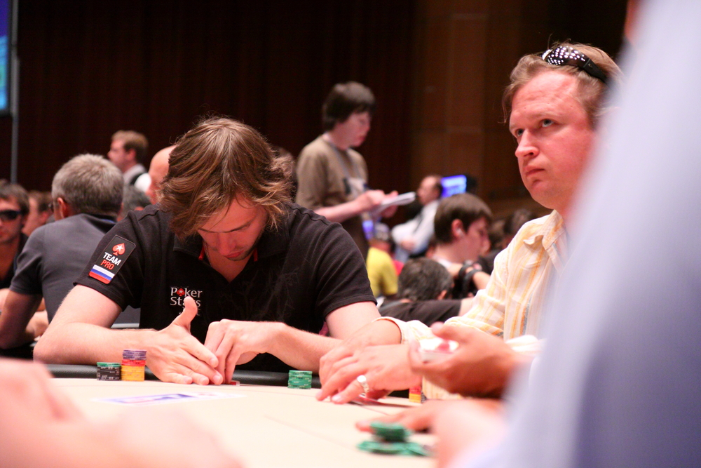 Poker hands ranking picture